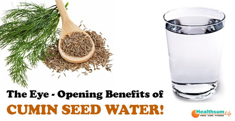 Benefits of Cumin Seed Water