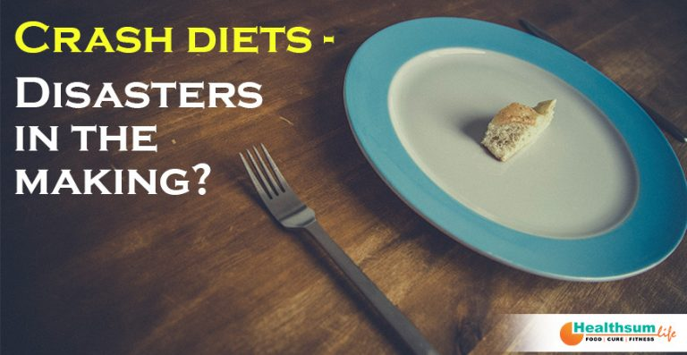 Crash diet disasters