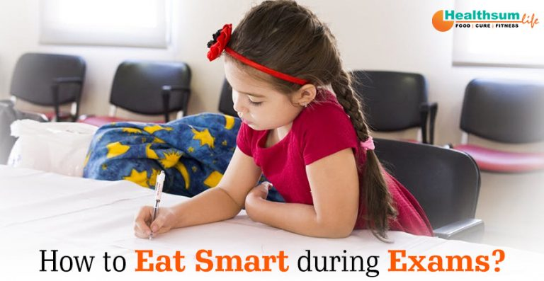 How to Eat Smart during Exams?