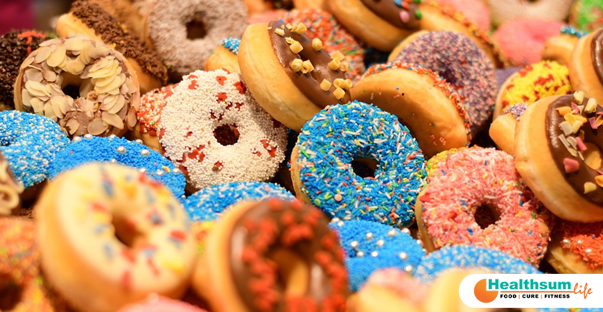 Doughnuts bad for depression