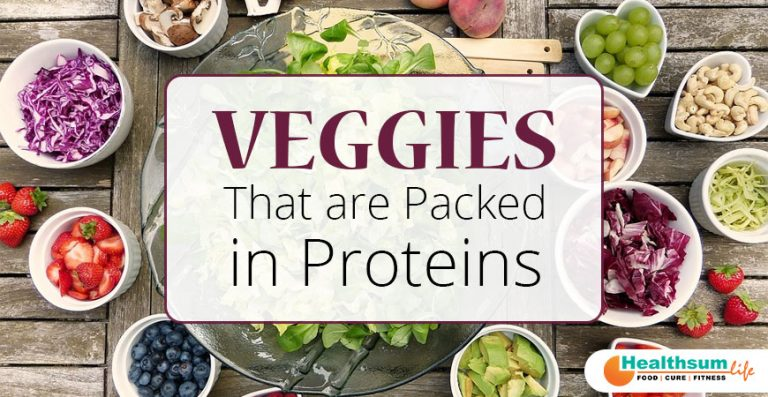 Veggies that are packed in proteins