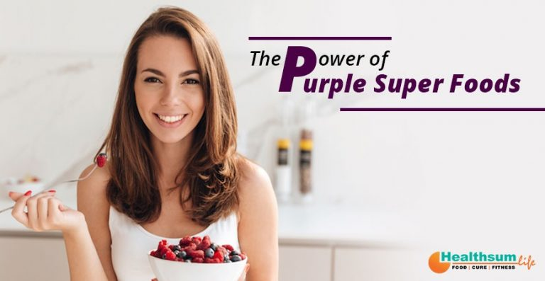 The Power of Purple Superfoods