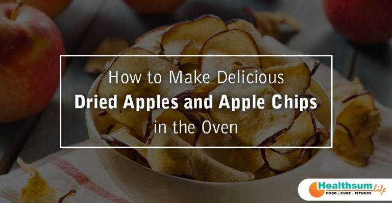 Dried Apples and Apple Chips