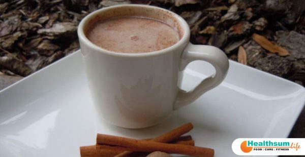 winter healthy drink